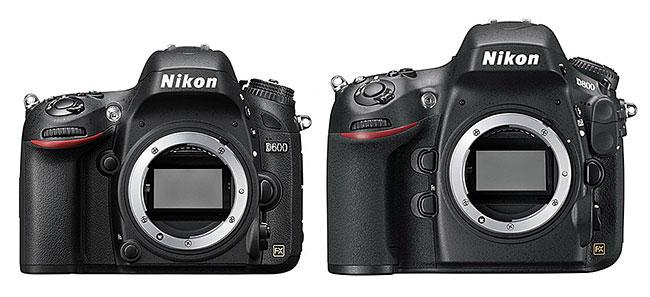 Nikon-D600-vs-D800