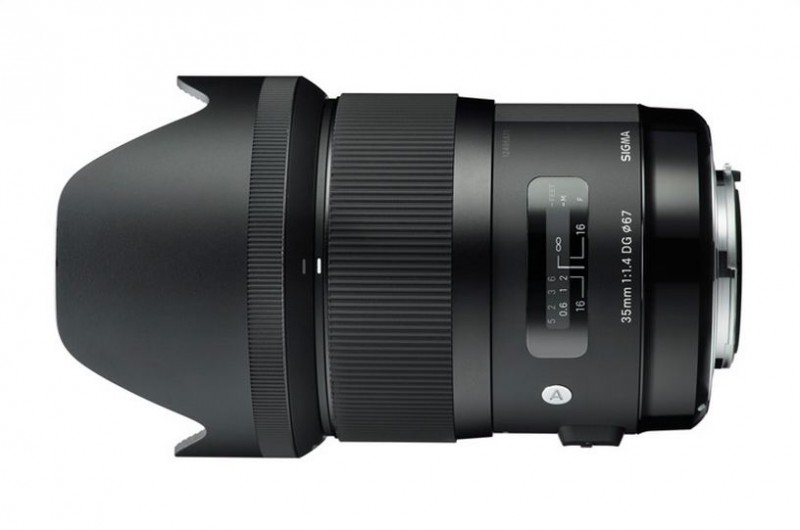 Sigma 35mm f1.4 DG HSM art lens side estiasis default